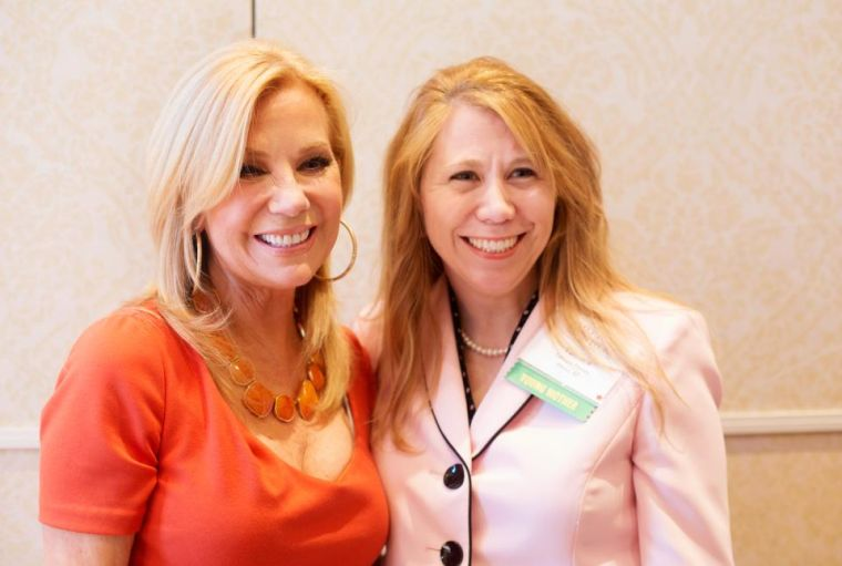 Lunch with Kathie Lee Gifford