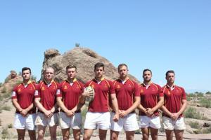 ASU Rugby Bowl Team