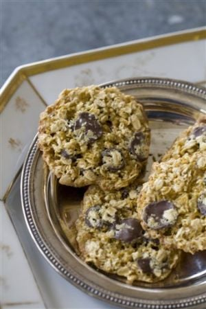 Food Healthy Lace Cookies