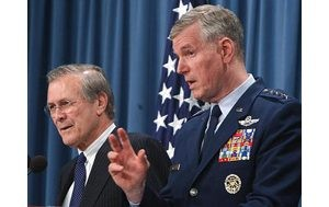 03/25 - Rumsfeld says Iraqi chemical attacks likely