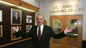 Too on One: Dick Enberg