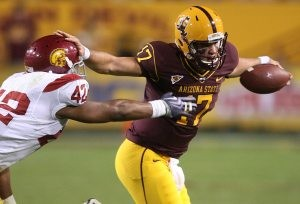 ASU notes: Biceps injury limits Sullivan
