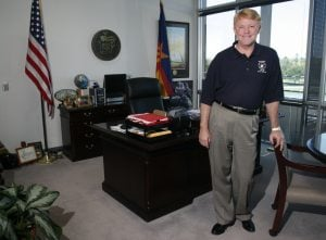 Protection order against Gilbert mayor withdrawn