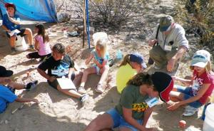 Jr Archaeologist Field Day