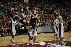 Former Dobson star fueling Saint Mary's tournament run