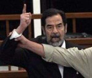 U.S. preparing for Saddam's execution