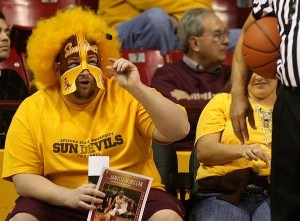 Arizona State routs Idaho State