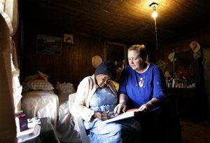 Nun brings change to poor Alabama community
