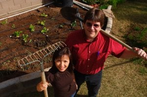 Gardening on the rise during recession