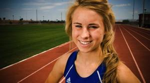 All-Tribune girls track and field team