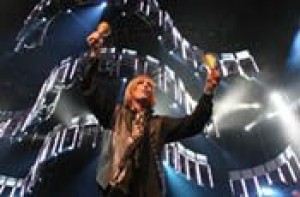 Tom Petty and surprise guest fire up Glendale