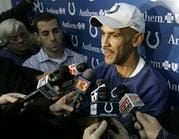 Dungy rejoins Colts following son's death