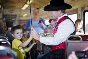 Worth the Trip: Steam trains and small-town fireworks for the 4th