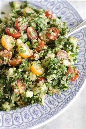 Food-Healthy-Tabbouleh