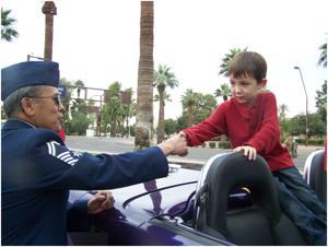 Tempe Veterans Day Parade