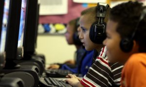 Navajo Elementary ready for high-tech face-lift