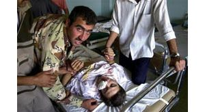 Suicide car bombing kills dozens of Iraqis