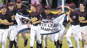 Little League heroes not so little anymore