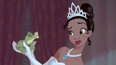 Talking with the animators of 'The Princess and the Frog'