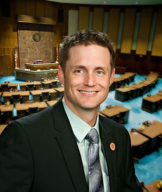 Rep. Andrew Sherwood, D-Mesa