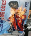 N. Korea tests missiles despite protests