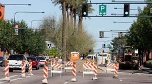 Businesses worried about Arizona Ave. work