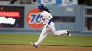 Dodgers top D-Backs, improve to 11-0 at home
