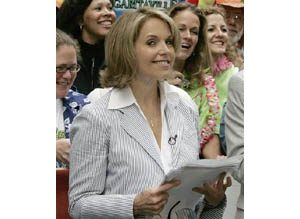 Tears flow as Katie Couric leaves 'Today'