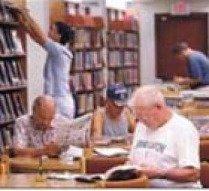 Library's buzzing in Apache Junction