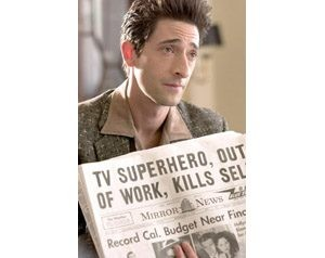 'Hollywoodland' examines death of Man of Steel