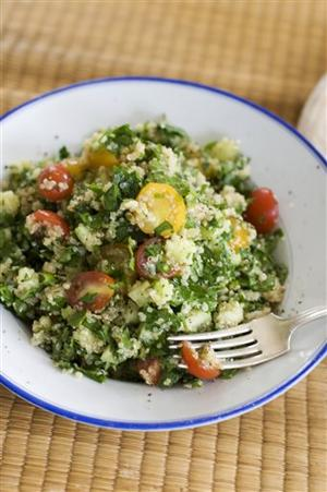 Food-Healthy-Tabbouleh