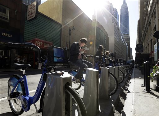 NYC Bike Sharing