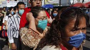 Mexico swine flu deaths spur global epidemic fears
