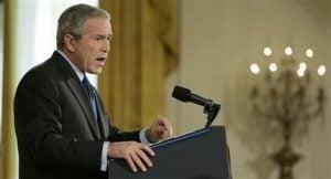 Bush signs U.S.-Mexico border fence bill