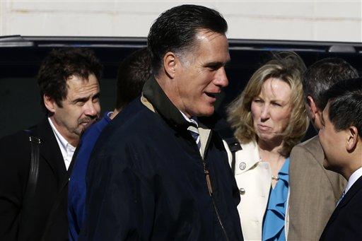 MItt Romney, Dennis Miller, Barbara Comstock