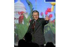 Bush to announce Social Security plans