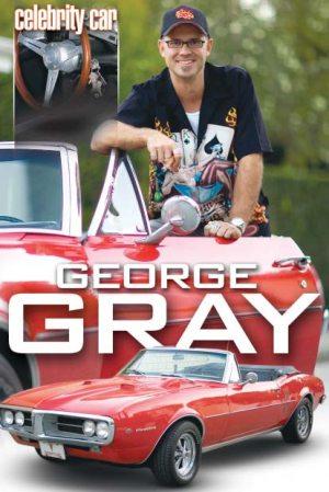 Celebrity Car: George Gray