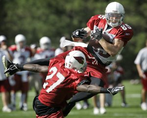 Talented receivers line up behind Cards' big 3