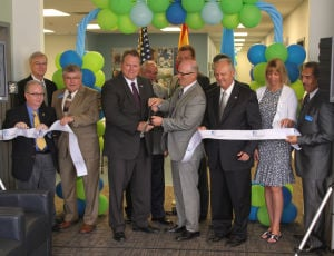 Upper Iowa University Ribbon Cutting