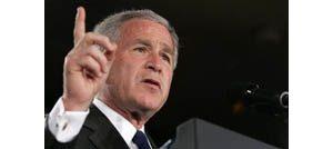 Appeals court backs Bush on wiretaps