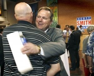 Political newcomer Smith elected Mesa mayor