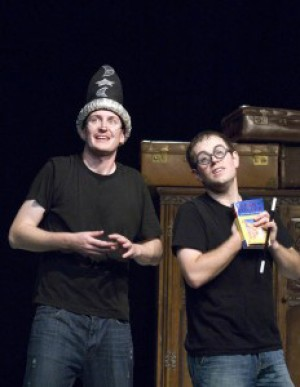 Potted Potter Dan and Jeff