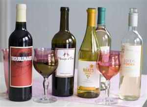 Food Romantic Wines