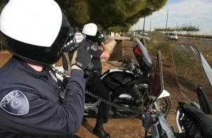 Gilbert's stand on speed cameras? Negative