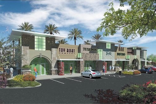 Construction on retail center to begin soon