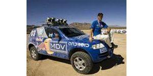 Driverless VW wins $2 million robot race