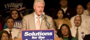 Bill Clinton says Hillary is 'your best bet'