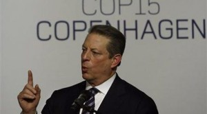 Gore: Polar ice may vanish in 5-7 years