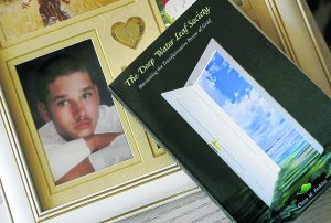Son's death challenges a mom to grow spiritually