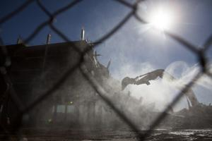 Elevation Chandler finally razed to make way for new project
